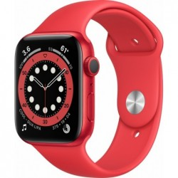 Watch Apple Watch Series 6 GPS 40mm Red Aluminum Case with...
